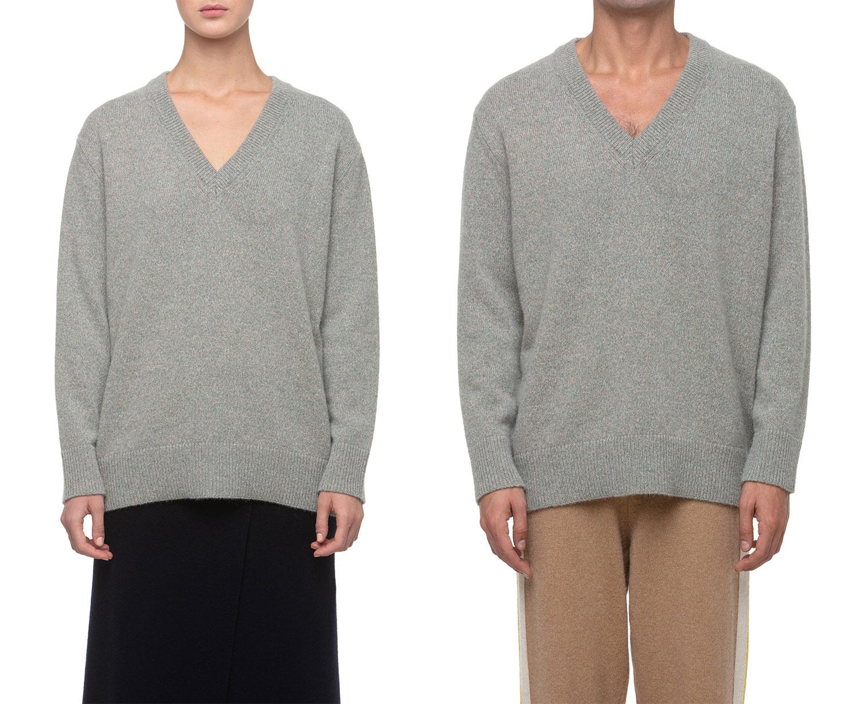 Wfl-mal Uomo Collo V pulsante Plain Maglione Cardigan PRIMAVERILE CLASSICO Knitwear Tops